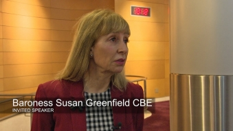 Embedded thumbnail for Dr Scott Ma FANZCA (SA) talks with Baroness Susan Greenfield